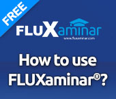 How to use FLUXaminar